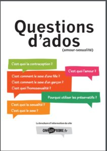 Brochure INPES questions dados