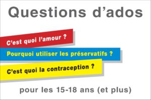 Brochure INPES Questions d'ados - malvoyants