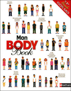 Livre : Mon body book, Delphine Billaut, Editions Nathan, 2009